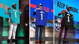 2019 NFL Draft ACC First-Round Selections