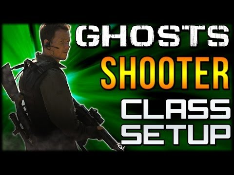 "COD Ghosts - ""SHOOTER"" Custom Class Setup ""Bob Lee Swagger""  (Call Of Duty Online) - Smashpipe Games"