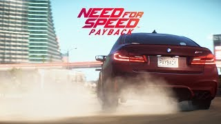 Need for Speed Payback - BMW M5 Trailer