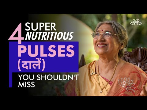 Healthy dals you should include in your diet | Dr. Hansaji Yogendra