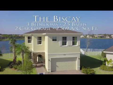 Biscay Model at Vizcaya Falls