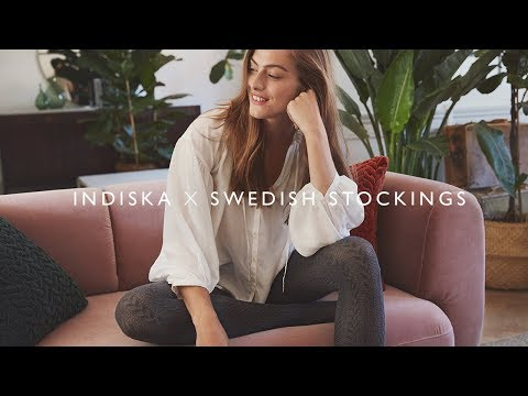 Indiska x Swedish Stockings
