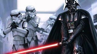HEROES VS VILLAINS - Star Wars Battlefront Gameplay Part 4 (PS4 Multiplayer)