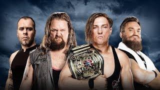 ICW Shugs Hoose Party 4 Combate por el Campeonato de Reino Unido de WWE