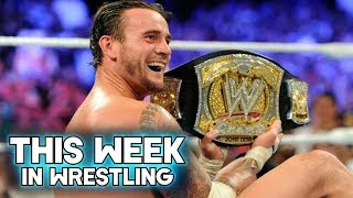 This Week In Wrestling: CM Punk vs. John Cena At Money In The Bank 2011 (July 16th)