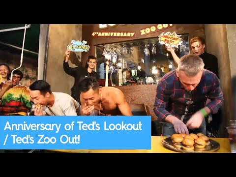 Anniversary of Ted's Lookout / Ted's Zoo Out!