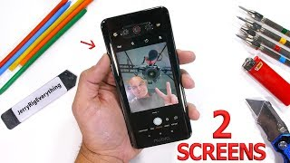 Incredible Dual Screen Smartphone - Durability Test!