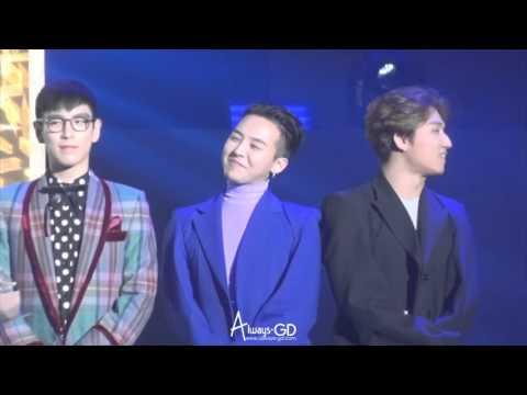 16.02.17 GAON Chart K-pop Awards (GD.ver) 수상소감