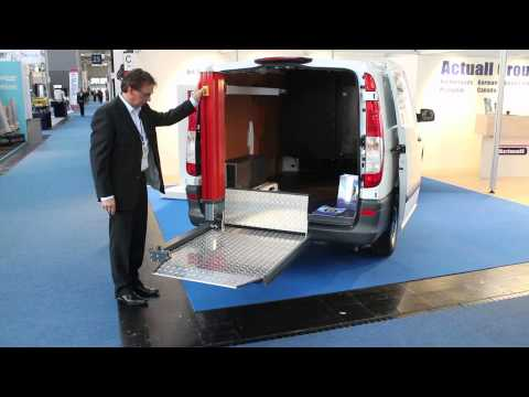 ArtLIFT ELC by AMDOR - IAA Hannover Demo