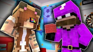 Minecraft Friends - TINA IS COLORBLIND !? (Minecraft Roleplay)