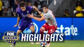 90 in 90: Orlando City vs. New York Red Bulls | 2019 MLS Highlights