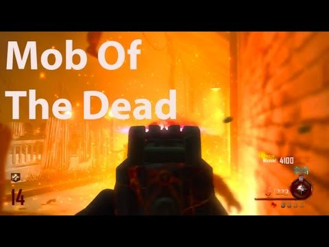 Ultimate Guide To Mob Of The Dead Walkthrough All