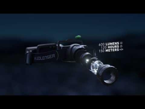 Ledlenser® MH10 Rechargeable Head Torch