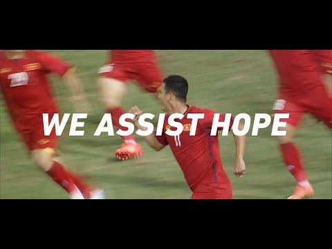 YANMAR | WE ASSIST HOPE - AFF SUZUKI CUP 2020 - 30sec
