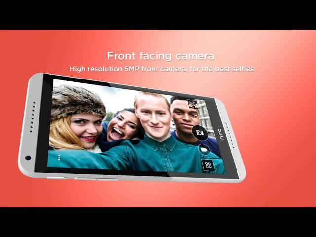 Belsimpel.nl-productvideo voor de HTC Desire 816 White