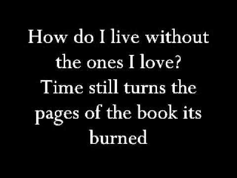 So Far Away-Avenged Sevenfold Lyrics