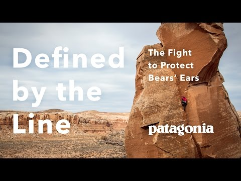 Patagonia Defined by the Line