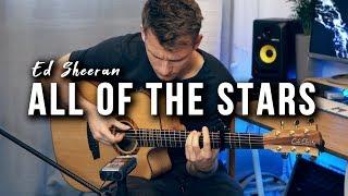 (Ed Sheeran) All Of The Stars - Piotr Szumlas - Fingerstyle Guitar Cover