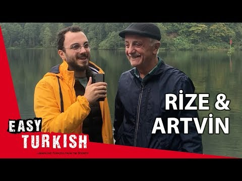 Exploring the Black Sea Region: Rize & Artvin   Easy Turkish 20 photo