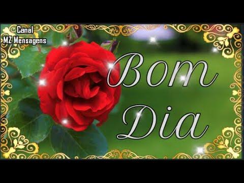 Bom Dia / Feliz Quarta / Tenha um dia radiante de Paz