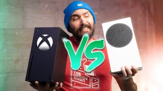 I Changed My Mind on Xbox Series X vs S