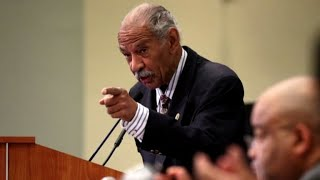 Rep. John Conyers disputes report of sexual harassment