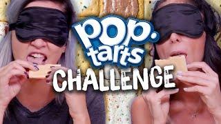 Blindfold Pop-Tart Challenge! (Cheat Day)