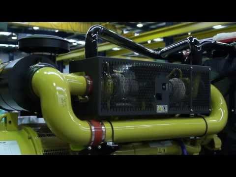 Product Walkaround: C18 Generator Set Package