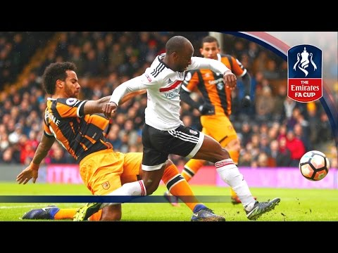 Fulham 4-1 Hull City - Emirates FA Cup 2016/17 (R4) | Official Highlights
