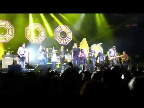 Blur - Parklife w/special guests! @ MSG 10/23/2015