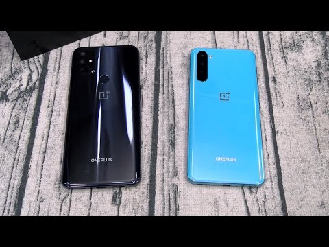 OnePlus Nord N10 5G vs OnePlus Nord