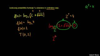 Naloga 10 – logaritemska funkcija