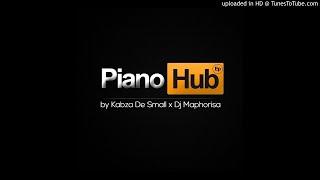 Kabza de Small x Dj Maphorisa Piano Hub - Nokhuda ft MhawKeys