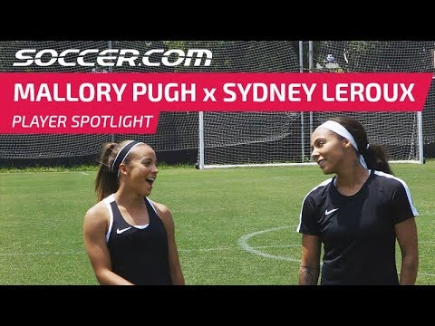 Player Spotlight: Mallory Pugh and Sydney Leroux