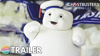 GHOSTBUSTERS: AFTERLIFE (2021) Mini-Pufts Character Trailer 👻 | Family Movie