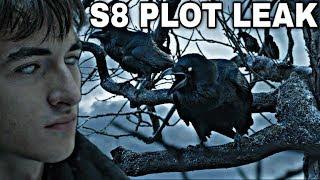 CRAZY! Game of Thrones Season 8 Plot Leak! - Game of Thrones Season 8