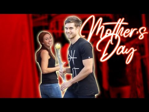Surprising Mothers in Public on Mother's Day!!