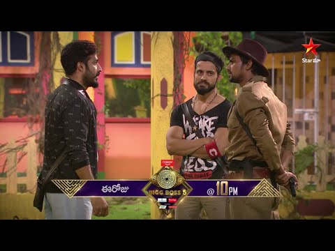 Bigg Boss Telugu 5 promo: Who is playing safe game and taking revenge?