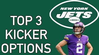 New York Jets: Top 3 Kicker Options In Free Agency