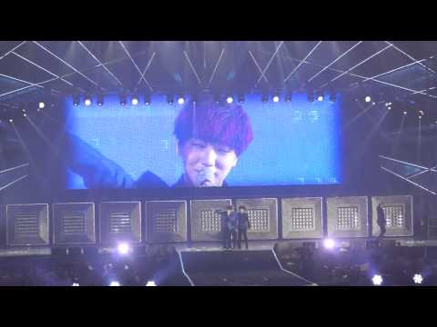 130323 SS5 in Seoul D1 - Ending with Yesung's Goodbye and Thank you