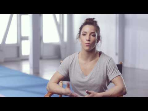 Aly Raisman on Staying Motivated