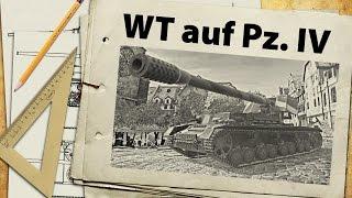 WT auf Pz. IV - ПТ доминация