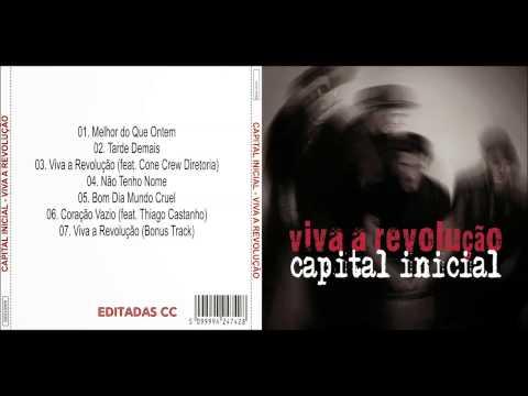 Baixar Capital Inicial - Viva a Revolução EP - (COMPLETO 2014) + Download