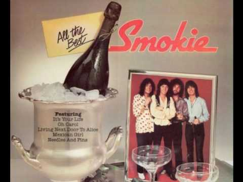 smokie now it´´s too late + poor lady