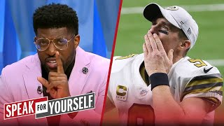 Brees' Saints will win the #1 seed in NFC over Rodgers & Packers — Acho | NFL | SPEAK FOR YOURSELF