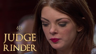 Woman Reveals Horrifying Details of Her Painful Childhood   Judge Rinder