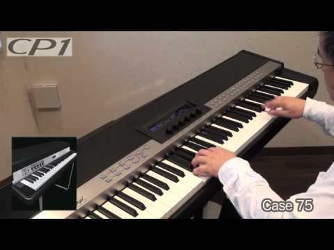 YAMAHA CP1 Demo 1/2 Voices