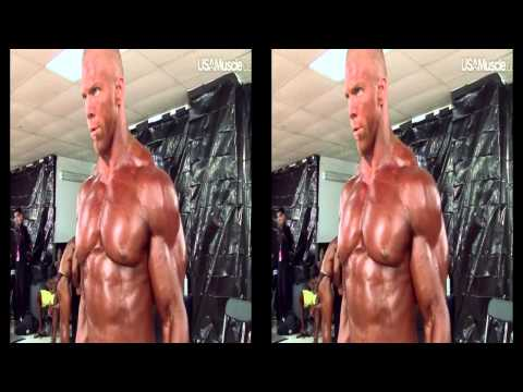2012 NPC Junior National Bodybuilding   Physique Championship Half SBS Half SBS