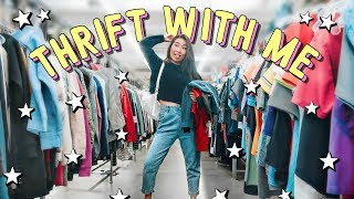 Come Thrift With Me! + Thrift Store Haul   JENerationDIY