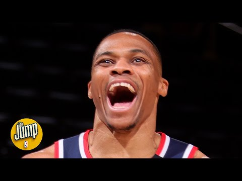 What sources are saying about Russell Westbrook's resurgence | The Jump